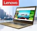 Скидка 2000 рублей по промокоду на ноутбуки Lenovo.