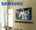 Карта Visa в подарок за телевизоры Samsung.