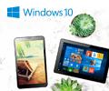 Скидка 500 рублей по промокоду на планшеты с Windows 10.