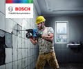 Скидка на электроинструменты и измерительную технику BOSCH