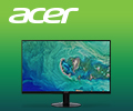 Скидка на мониторы Acer