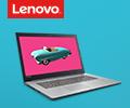 Скидка 10% по промокоду на ноутбуки Lenovo.