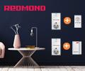 При покупке умной розетки Redmond RSP-102S-E подарок на выбор - датчик движения REDMOND RG-D31S или датчик открытия двери/окна REDMOND RG-G31S.