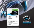 Экстрабонусы 7% от цены за жёсткие диски Seagate Skyhawk.