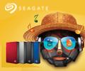 Скидка на внешние жесткие диски Seagate