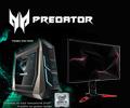 Игровой монитор в подарок за компьютер Predator Orion 9000