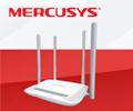 Скидка 15% по промокоду на маршрутизаторы MERCUSYS.