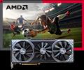 Скидка 5% по промокоду на видеокарты AMD.