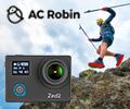 Скидка на экшн-камеры AC ROBIN