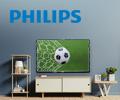 Скидка по промокоду GOL на телевизор Philips