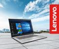 Скидка на ноутбуки Lenovo