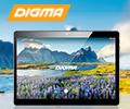 Экстрабонусы 10% от цены за планшеты DIGMA.