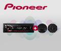 При покупке автомагнитолы Pioneer c автомобильными колонками Pioneer - скидка 10% на комплект.