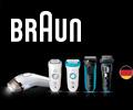 Скидка 20% по промокоду на технику по уходу за собой Braun.