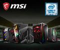 Не упусти свой шанс получить до 60$ долларов на свой Steam кошелек, при покупке десктопа MSI на базе процессора Intel® Core™ i7 8-го поколения.