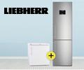 Скидка 100% на морозильную камеру при заказе в комплекте с холодильником LIEBHERR.
