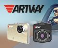 Cкидка 20% по промокоду на видеорегистраторы Artway.