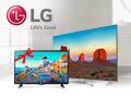 За покупку телевизора LG - второй в подарок при заказе в комплекте.