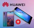 """Купите смартфон Huawei P20 Pro и получите планшет Huawei MediaPad T3 7"""" 16GB в подарок."""