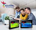 Скидка более 500 рублей по промокоду на SSD-накопители ADATA.