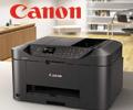 Экстрабонусы 10% и бесплатная доставка за принтеры и МФУ Canon Maxify.