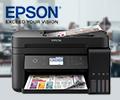 Скидка 10% по промокоду на принтеры и МФУ EPSON.