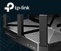 Cкидки до 20% по промокоду на сетевое оборудование TP-Link.