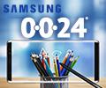 Кредит без переплат на 24 месяца на смартфоны Samsung + 7500 экстрабонусов за смартфоны Samsung.