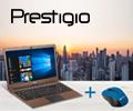 Мышь Canyon CNE-CMSW1 в подарок за ноутбуки Prestigio.