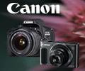 Экстрабонусы 10% от цены за фотоаппараты Canon.