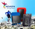 Экстрабонусы 5% от цены за покупку внешних жестких дисков ADATA.