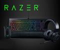 Скидка 15% на комплект из двух разных продуктов Razer.