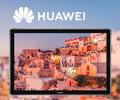 Кредит без переплат на 12 месяцев на планшеты Huawei.