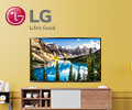 Кредит без переплат на 24 месяца на телевизоры LG.