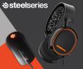 Скидка 100% на второй товар при покупке в комплекте игровых аксессуаров SteelSeries