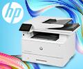 Экстрабонусы в размере 10% от цены за принтеры, МФУ и сканеры HP.