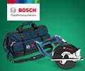 Сумка в подарок за электроинструменты Bosch Professional.