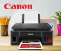 Скидка 10% по промокоду на принтеры и МФУ Canon.