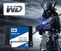Экстрабонусы до 10% от цены за покупку SSD накопители WD.