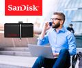 Экстрабонусы 15% от цены за USB Sandisk.