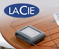 Скидка 8% по промокоду на внешние жесткие диски LaCie.