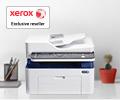 Экстрабонусы 10% от цены за принтеры и МФУ XEROX.