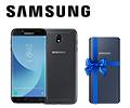 Купите смартфон Samsung Galaxy J7 и получите внешний аккумулятор Samsung в подарок.