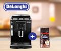Скидка 100% на килограмм кофе в зернах KIMBO Prestige при заказе с кофемашиной DELONGHI.