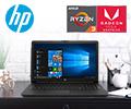 Скидка 1500 рублей на ноутбуки HP на базе гибридных процессоров AMD.