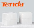 Скидка 25% по промокоду на беспроводные маршрутизаторы Tenda.