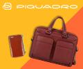 Скидки до 50% на аксессуары из кожи Piquadro.