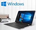 Cкидки до 2000 рублей по промокоду на ноутбуки c Windows 10.