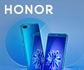 Рассрочка без переплат на 24 месяца на смартфоны Honor 10.