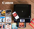 Скидка 10% на МФУ Canon при покупке в комплекте с картриджем.